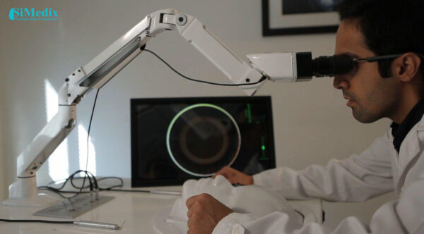 OpSim, the first simulator in medical