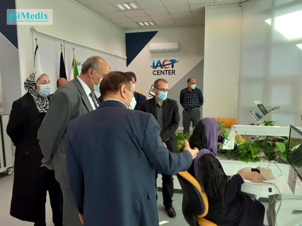 Group visit of professors from Damascus University, Syria